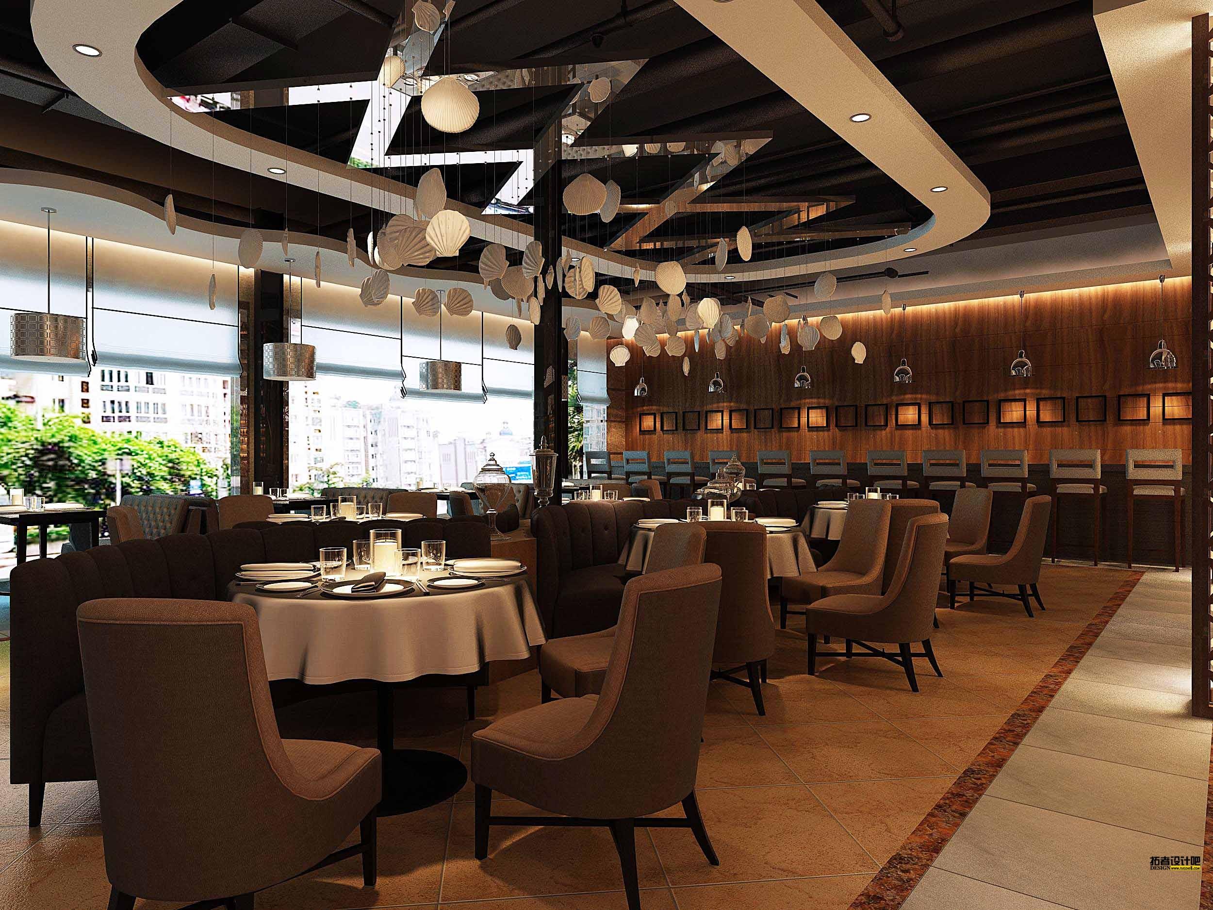 网咖,餐饮等方面的装修设计与施工